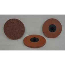 "Disc Rollock Type R 3""x1/4""  75x6mm AlOx Unitized - M"