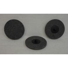 "Disc Rollock Type R 3""x1/4""  75x6mm SiC Unitized - F MD"