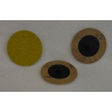 "Disc Rollock Type R 2"" 50mm Deerfos grain 120"
