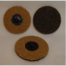 """SCDisc Rollock Type R 3"""" (75mm), ARC-Coarse (brown)"""