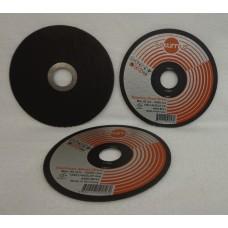 "Cutting Disc Saturnus Inox A46T-BF 41 5"" x 0.040"" x 7/8"" - 125 х 1 х 22,23 mm"