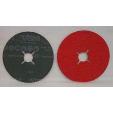 "Fiber Disc VSM XF870 5""x7/8"" 125х22mm grain 80"