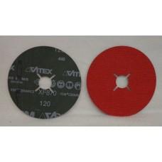 "Fiber Disc VSM XF870 5""x7/8"" 125х22mm grain 120"