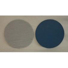 """Hook And Loop Velcro Zircon Disc  ZiAl 5"""" 125mm OH grit 120"""