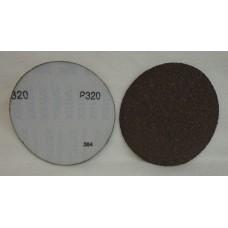 """Hook And Loop Velcro Disc VSM KK772K 5"""" 125mm 0H grit 320"""